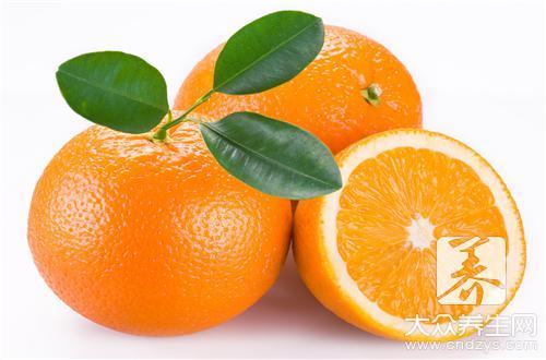 橙子上火吗 橙子有哪些营养价值