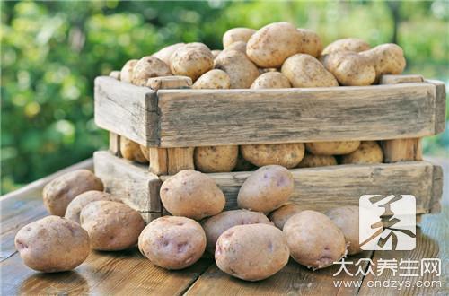 秋季吃土豆有三大好处