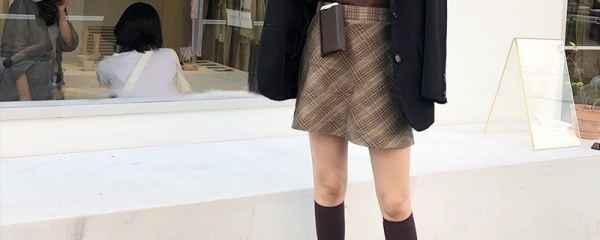 大衣+半裙,解锁冬季新穿搭