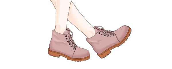 时尚单品马丁靴,没想到这么多种搭配