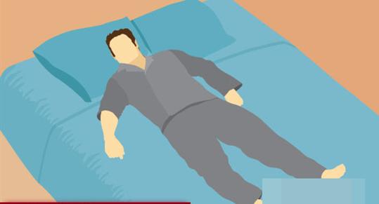 睡眠姿势测试你是什么样的人?