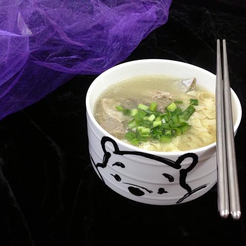 羊肉千张汤