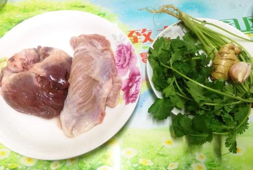 猪心瘦肉汤