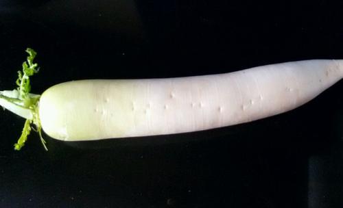 白萝卜炖羊排