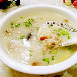 阴米肚片汤