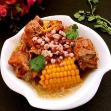 红豆薏米脊骨汤