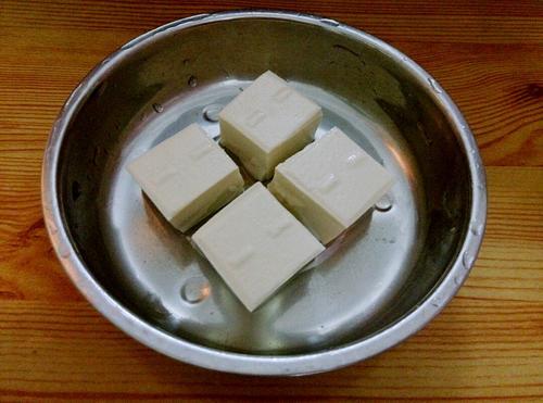 粉丝豆腐汤