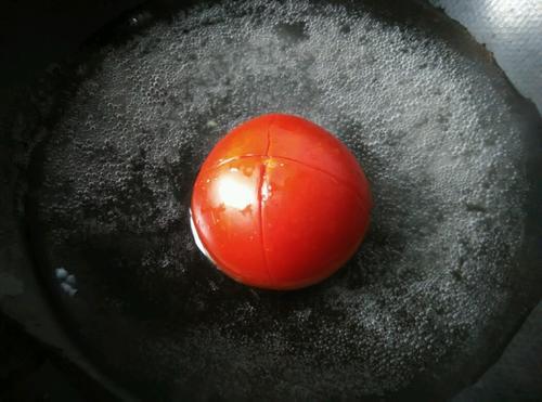 紫菜西红柿鸡蛋虾皮汤