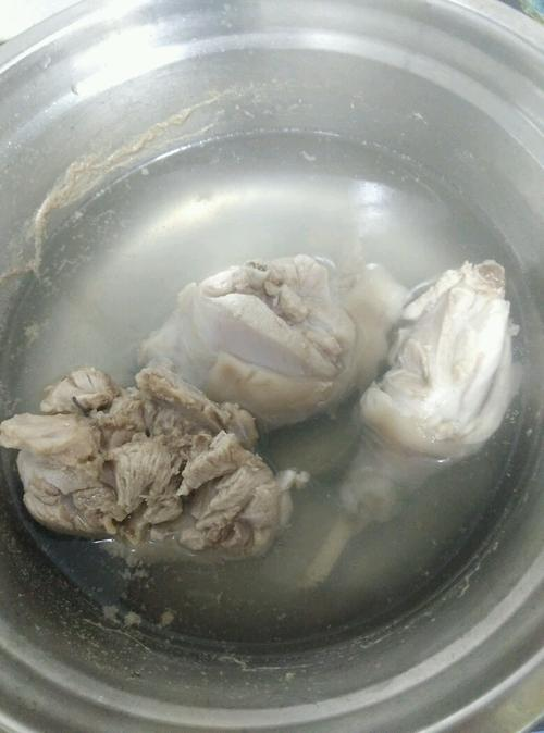 兔肉山药汤