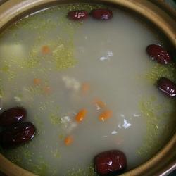 美味的牛骨汤