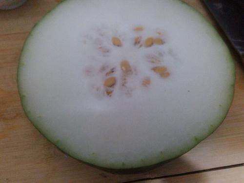 冬瓜薏米煲鸭汤