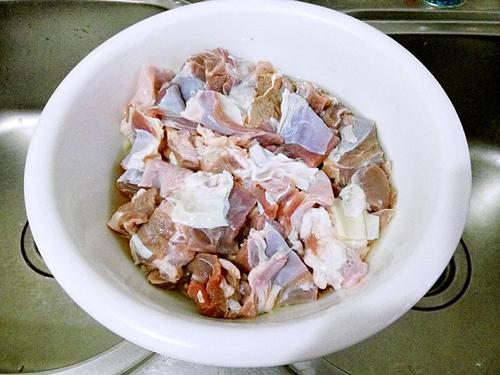 清汤羊肉山药煲