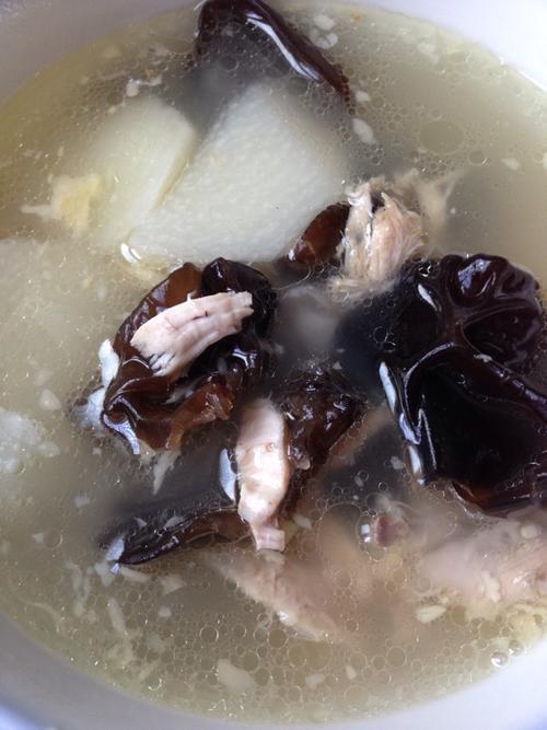 山药猪筒骨汤