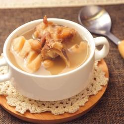 筒子骨藕汤
