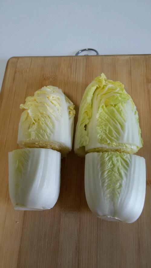 白菜莲花粉丝汤