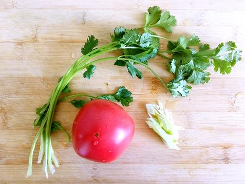 紫菜番茄蛋花汤