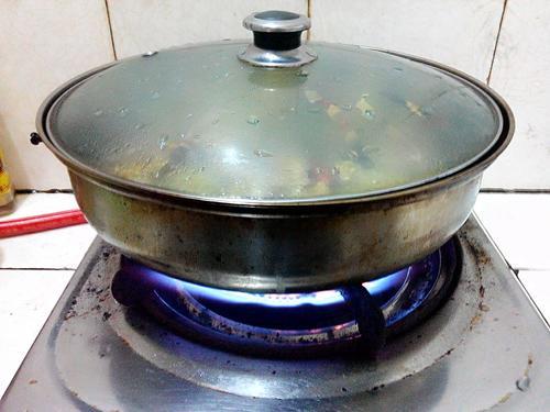 红枣核桃煲鸡汤