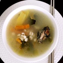 薏米乌鸡汤
