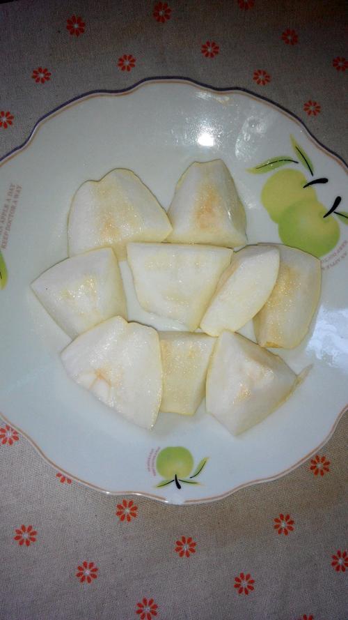 川贝雪梨瘦肉汤