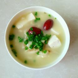 宝宝食品 黄辣丁豆腐汤