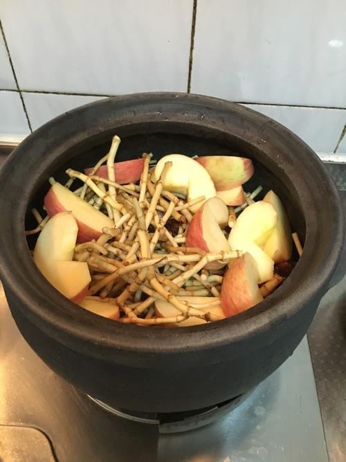 鱼腥草猪骨汤