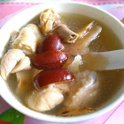 土茯苓鸡汤
