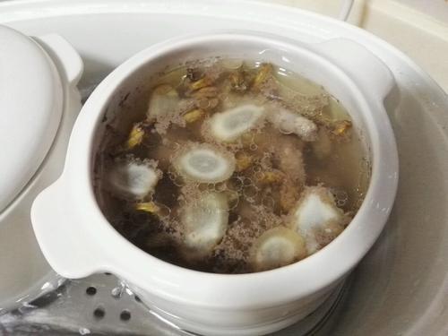 花旗参石斛瘦肉汤
