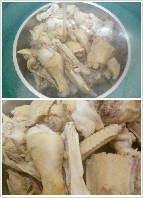 灵芝煲土鸡