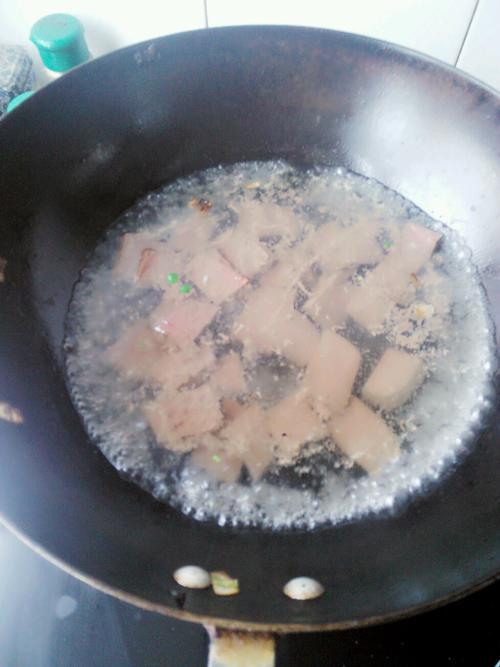 羊血粉丝汤