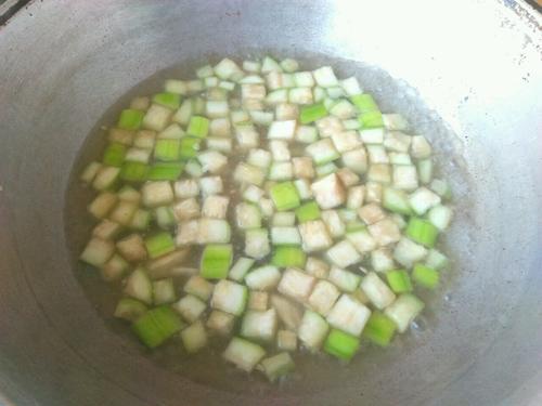 清淡丝瓜汤