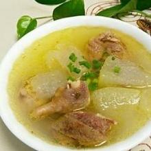 冬瓜鹅肉汤