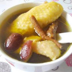 党参黄芪煲鸡汤