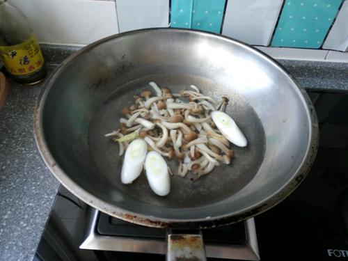靓汤蟹味菇