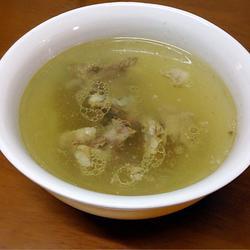 羊肉汤(原汁原味)