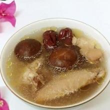 香菇老鸡汤