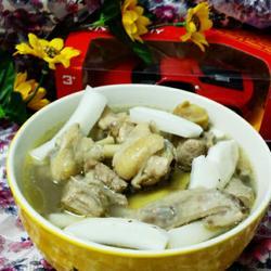 排骨椰子鸡