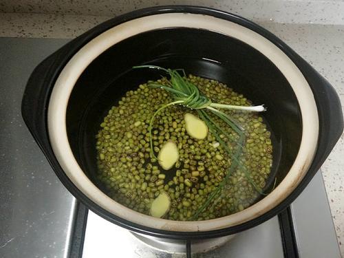 冬瓜緑豆汤