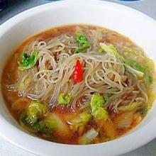 卷心菜粉丝汤