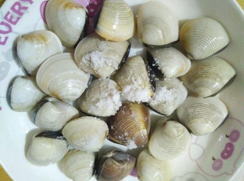 海鲜平菇汤