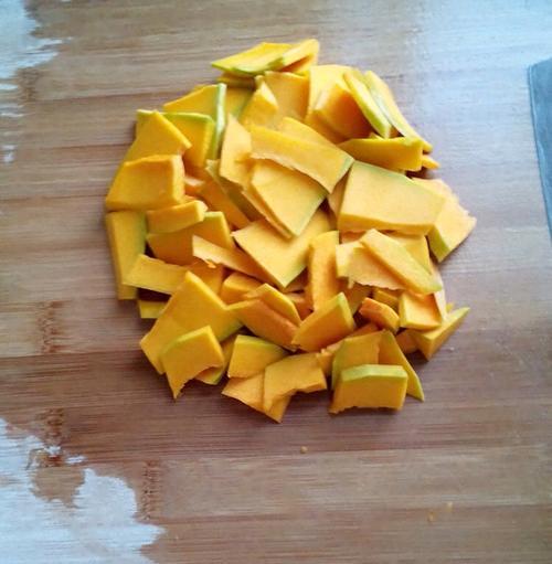南瓜红枣粥