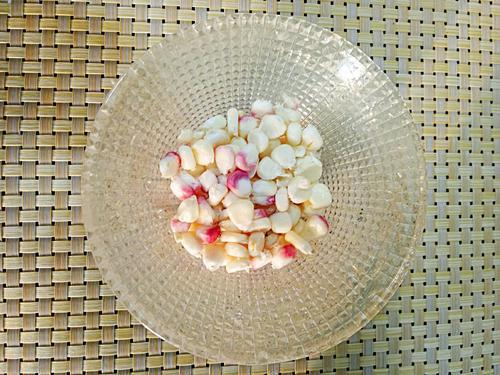 铁棍山药玉米粥