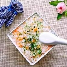 胡萝卜菠菜粥
