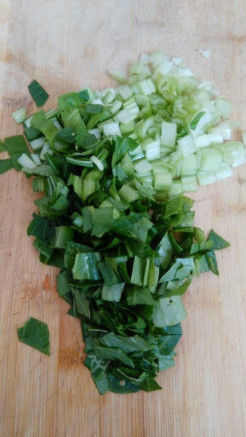 蔬菜虾仁粥