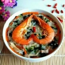 虾仁瘦肉粥