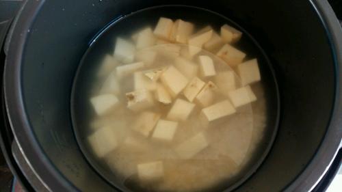 红薯四宝粥