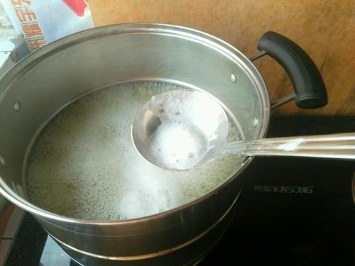 大米小麦粥