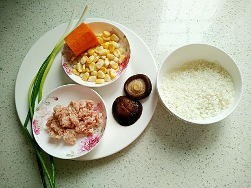 萝卜香菇肉粥