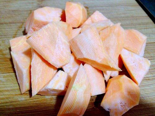 红薯杂粮粥