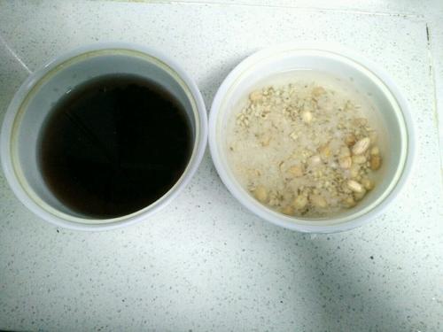 补肾黑米粥
