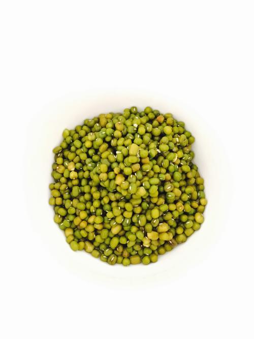 鲜百合绿豆沙